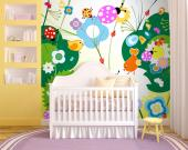 Spring Day - Wall Murals for Kids & Posters