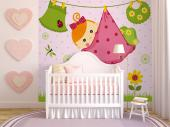 Baby Girl - Wall Murals for Kids & Posters