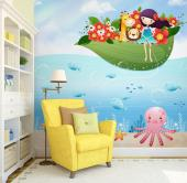 Underwater Life - Wall Murals for Kids & Posters
