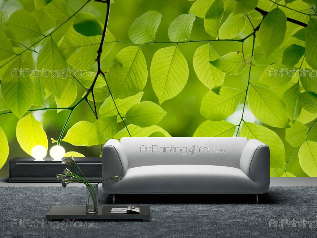 fotobehang posters op maat bladeren mcp1019nl. Black Bedroom Furniture Sets. Home Design Ideas
