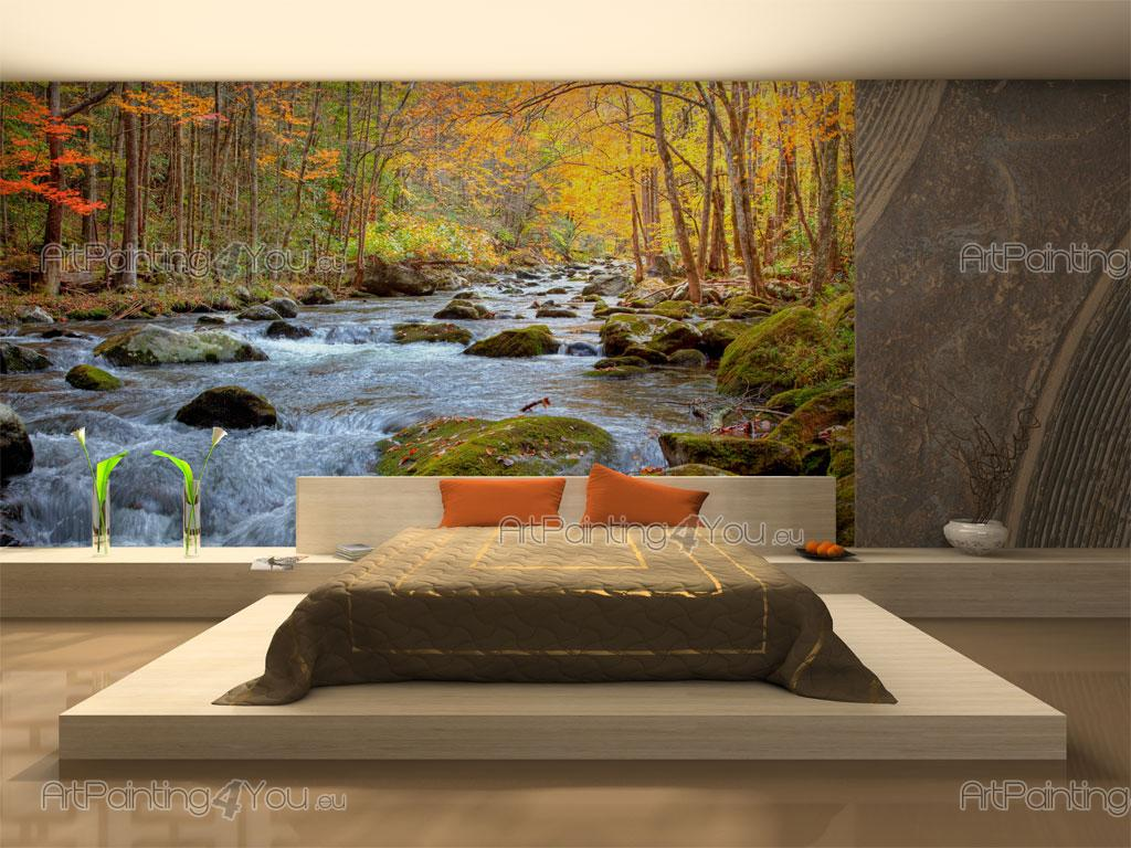 nature scenery paysage montagne poster. Black Bedroom Furniture Sets. Home Design Ideas