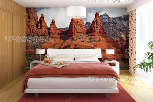 Grand Canyon Arizona - Fototapet Natur Landskab & Plakater