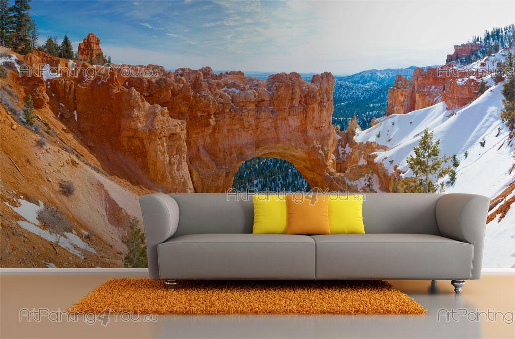 papier peint paysage poster impression sur toile grand canyon arizona 2070fr. Black Bedroom Furniture Sets. Home Design Ideas