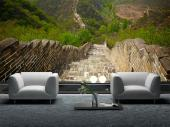 Great Wall Of China - Wall Murals Nature Landscape & Posters