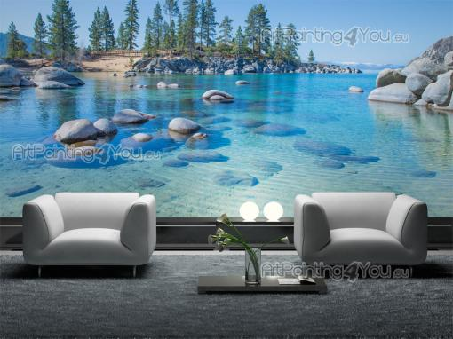 Lake Tahoe USA - Wall Murals Nature Landscape & Posters