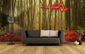 Autumn Forest - Wall Murals & Posters