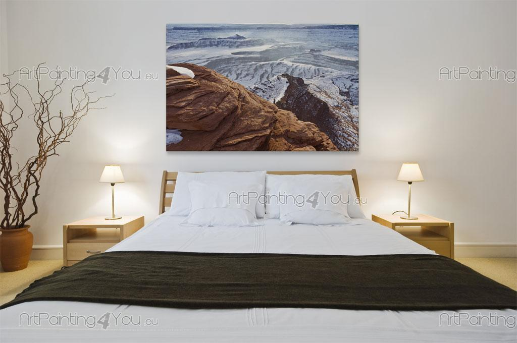 papier peint paysage poster impression sur toile grand. Black Bedroom Furniture Sets. Home Design Ideas