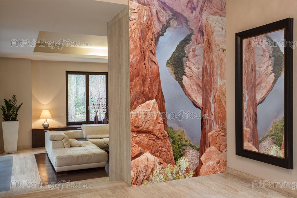 papier peint poster grand canyon. Black Bedroom Furniture Sets. Home Design Ideas