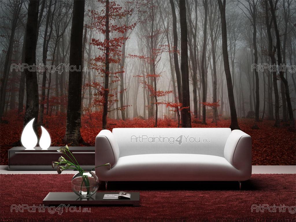 automne for t papier peint poster mcp1153fr. Black Bedroom Furniture Sets. Home Design Ideas
