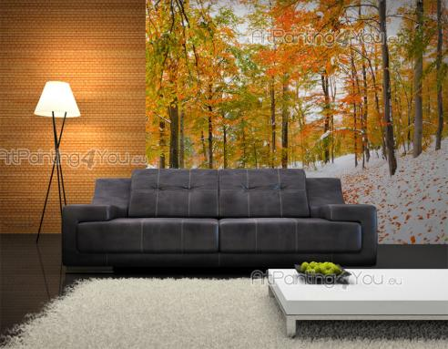 Snow - Wall Murals Nature Landscape & Posters