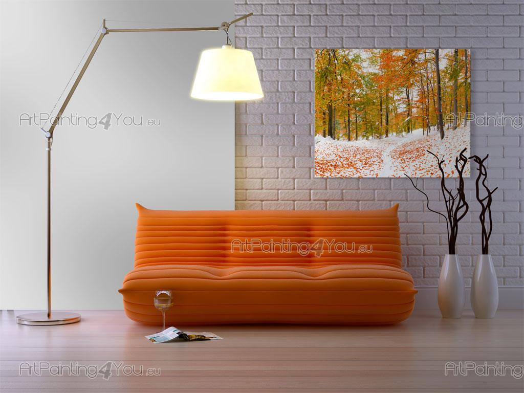 Snow wall murals posters mcp1159en artpainting4you snow wall murals nature landscape posters amipublicfo Gallery