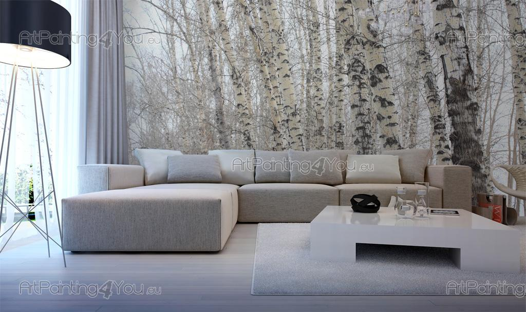 Aspen Trees   Black And White Wall Murals U0026 Posters ...