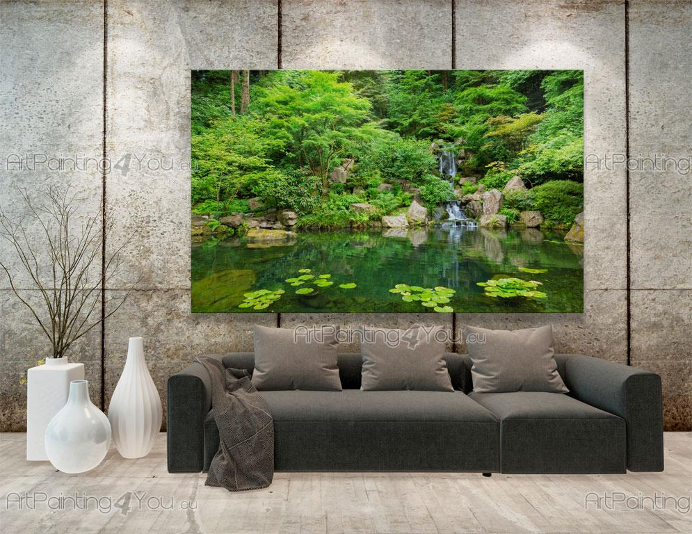 Superior Japanese Garden   Wall Murals Nature Landscape U0026 Posters ... Part 18