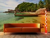 Paradise Island - Tropical Beach Wall Murals & Posters