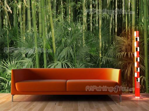 Bamboo - Tropical Beach Wall Murals & Posters