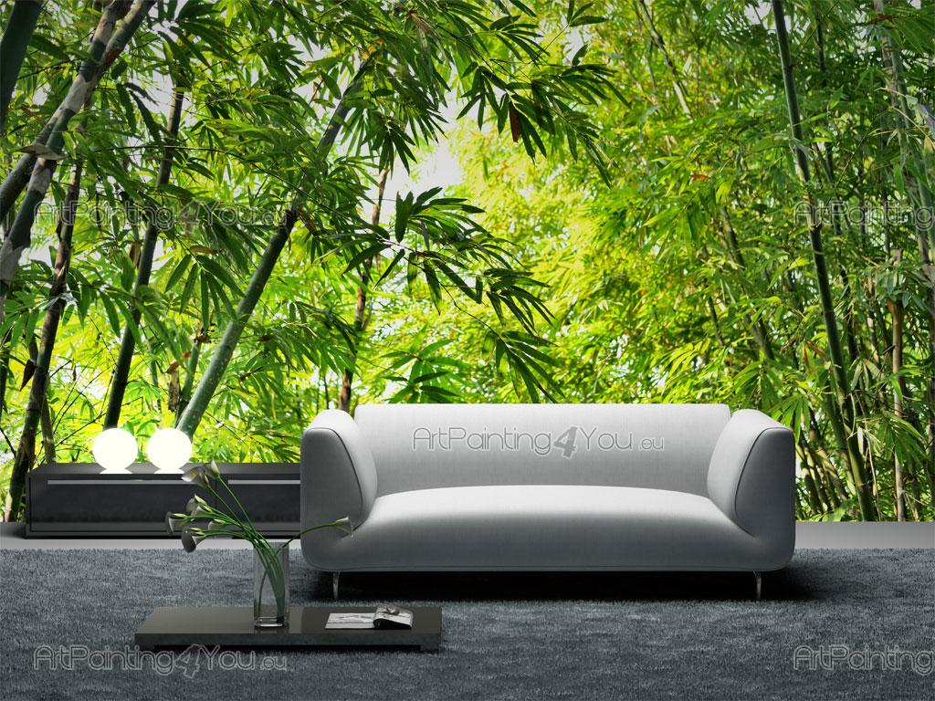 wall murals posters bamboo forest mct1047en. Black Bedroom Furniture Sets. Home Design Ideas