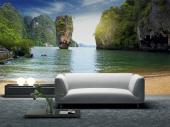 Phi Phi Island Thailand - Tropical Beach Wall Murals & Posters