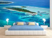 Maldives Islands - Tropical Beach Wall Murals & Posters