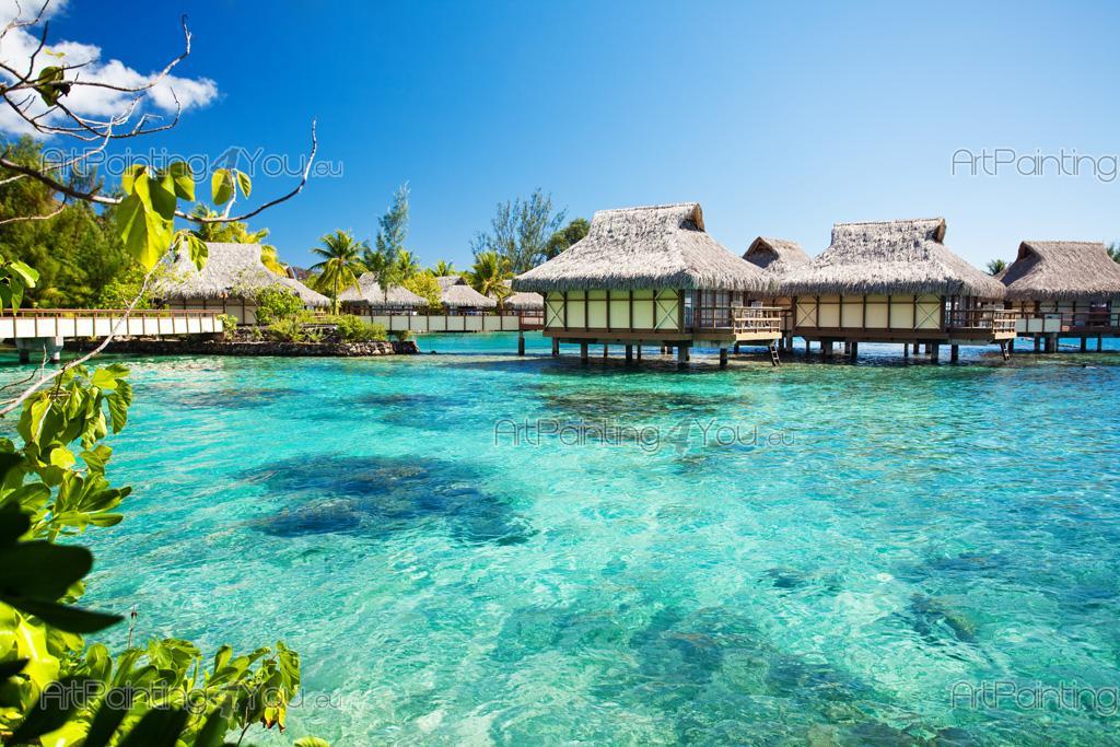 plage-tahiti - Photos