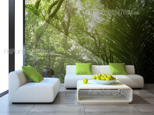 Tropical Forest - Tropical Beach Wall Murals & Posters