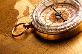 Compass - World Map and Travel Wall Murals & Posters