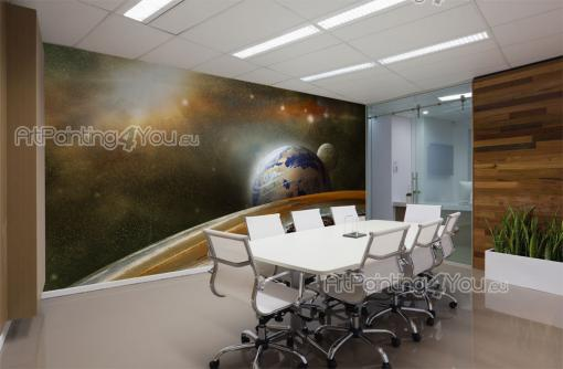 Cosmos - World Map and Travel Wall Murals & Posters