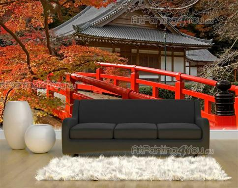 Japanese Temple - Zen and Spa Wall Murals & Posters