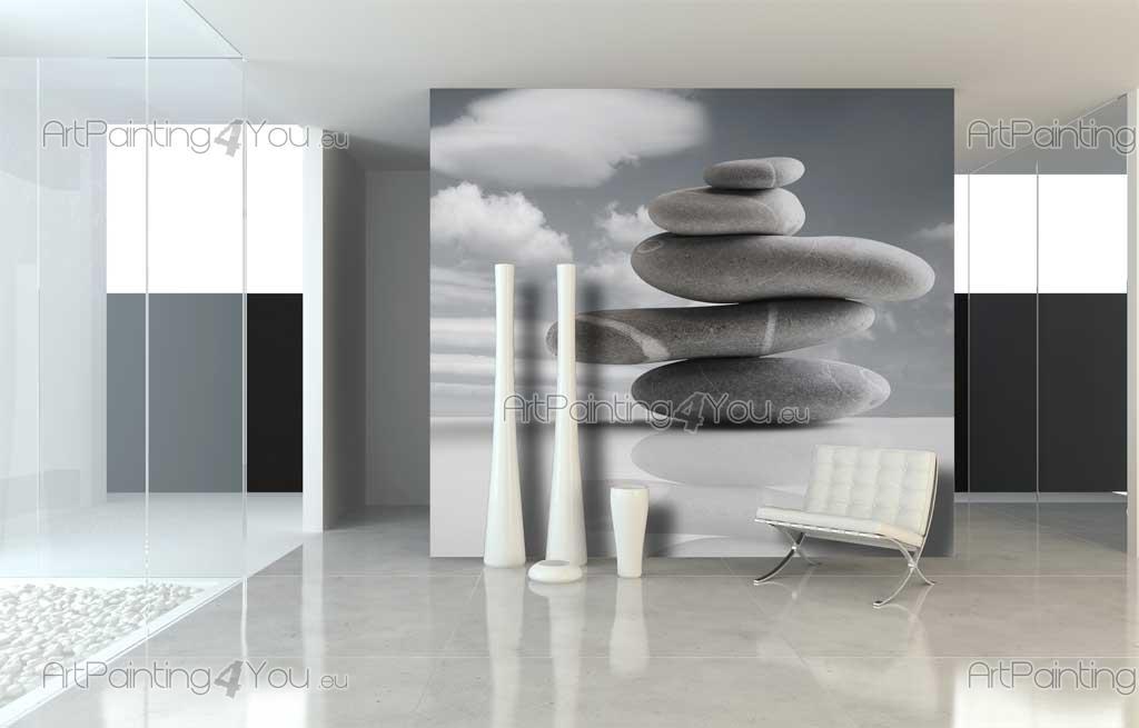 Wall Murals Posters Zen Stones ArtPainting4Youeu MCZ1008en