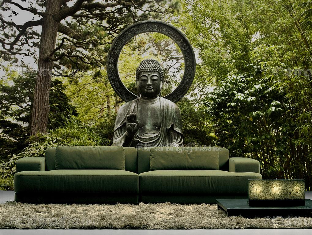 wall murals posters zen garden mcz1010en. Black Bedroom Furniture Sets. Home Design Ideas