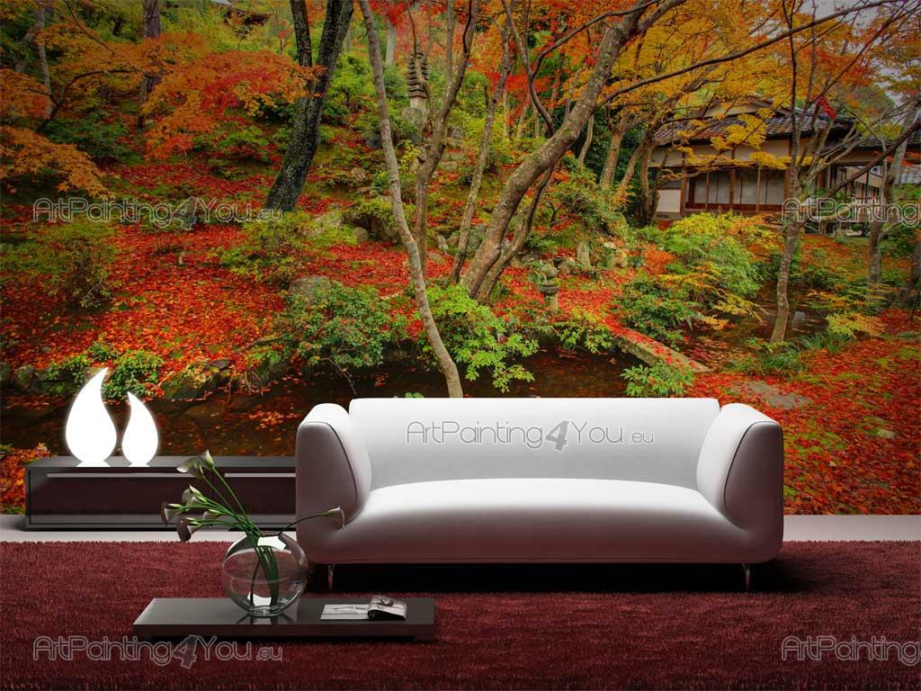 Wall Murals Amp Posters Japanese Garden Artpainting4you Eu