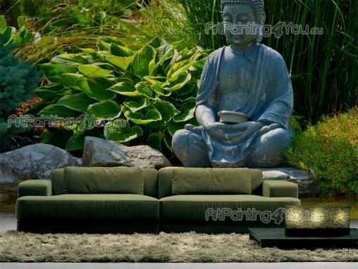 Zen garden wall murals posters mcz1028en for Poster mural zen