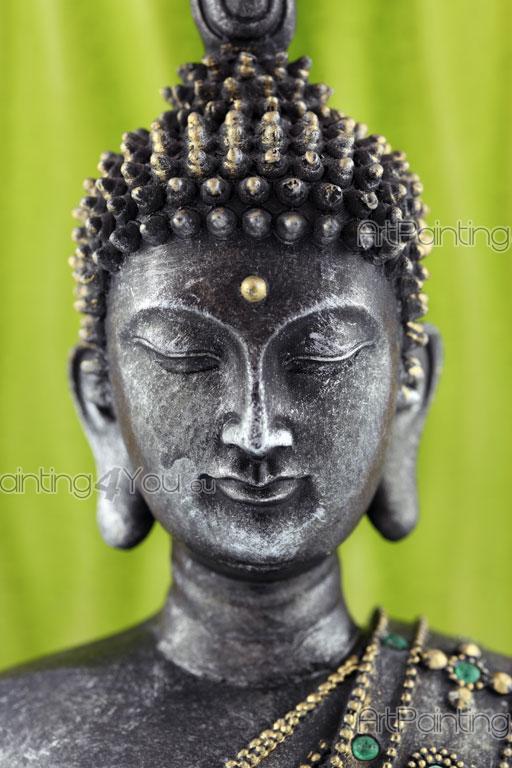 Papier Peint Poster Statue Bouddha Artpainting4you Eu Mcz1046fr