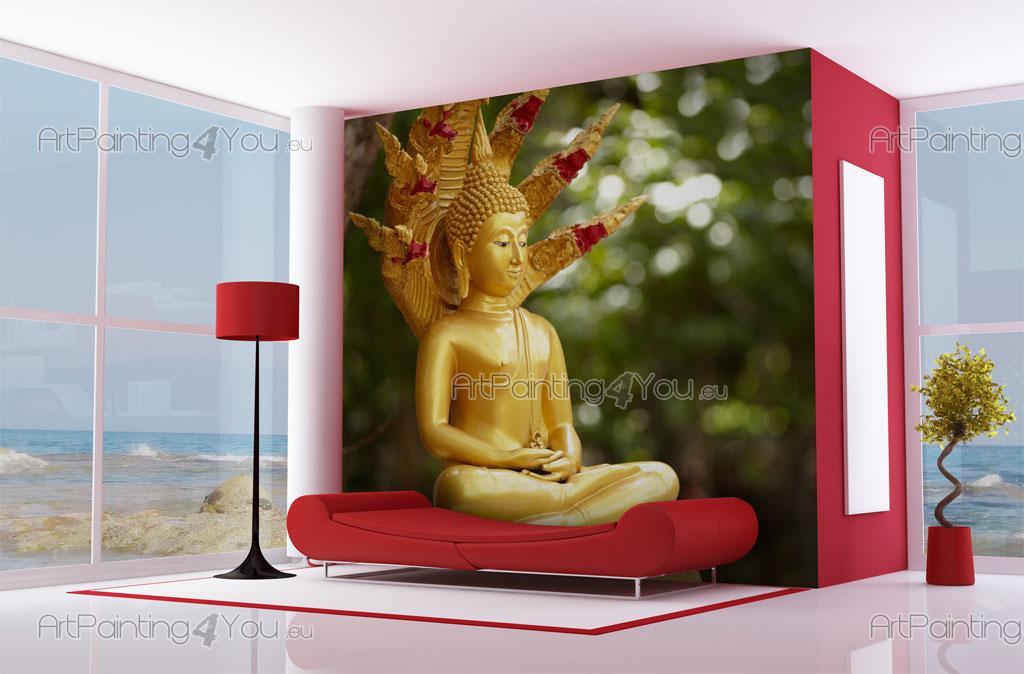 Papier peint zen spa poster impression sur toile for Poster sur toile