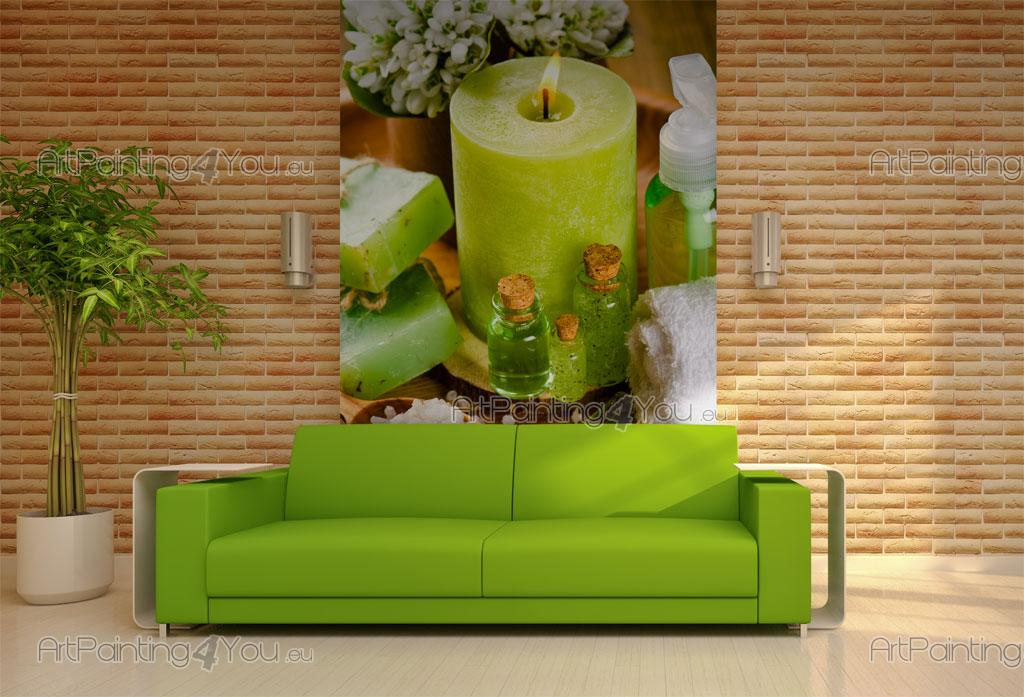 Wall murals zen spa canvas prints posters zen spa for Poster mural geant zen