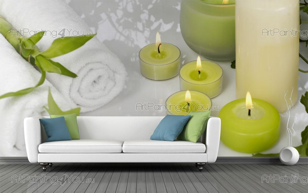 Wall murals zen spa canvas prints posters spa 2242en for Poster mural geant zen