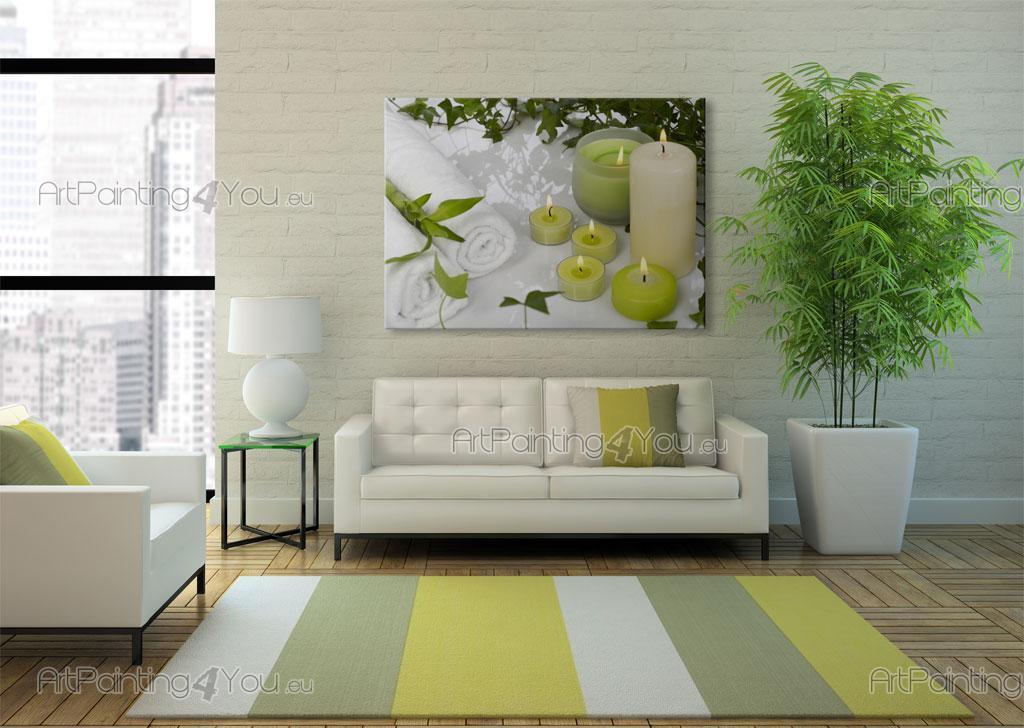 Wall murals zen spa canvas prints posters spa 2242en for Poster mural zen deco