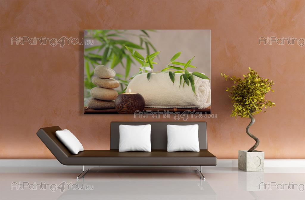 Wall murals zen spa canvas prints posters spa 2243en for Poster mural geant zen