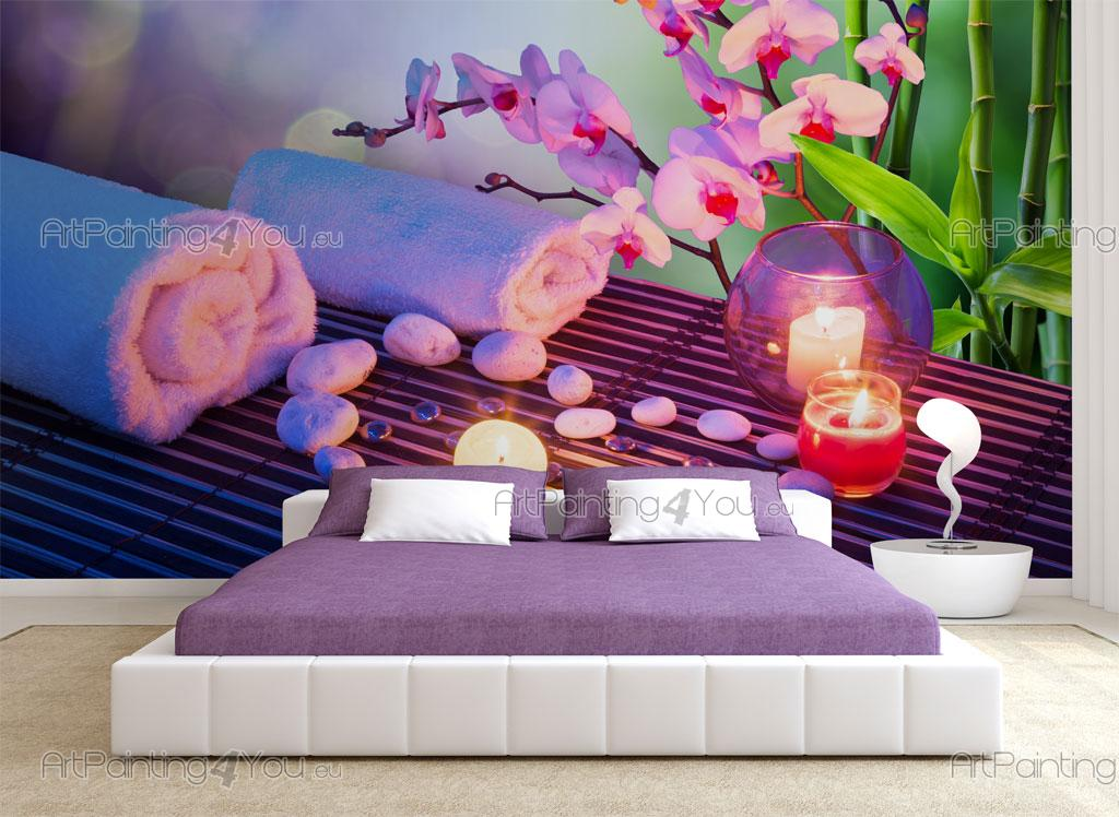 stunning pierre zen u spa papier peint zen et spa u poster with poster mural zen. Black Bedroom Furniture Sets. Home Design Ideas