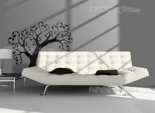 Tree - Abstract Wall Stickers