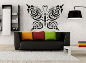 Abstract Butterfly - Butterflies Wall Decals