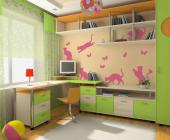 Cats & Butterflies (Kit) - Wall Stickers for Kids