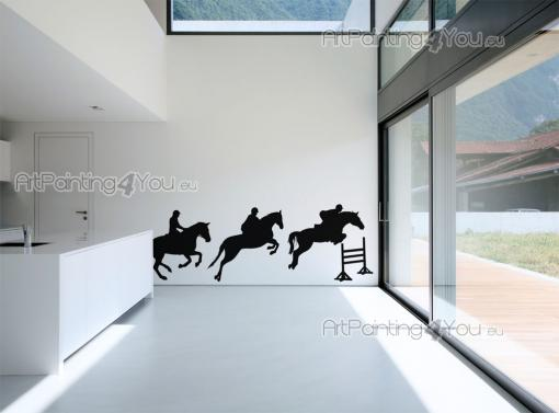 Horses (Kit) - Animals Wall Stickers
