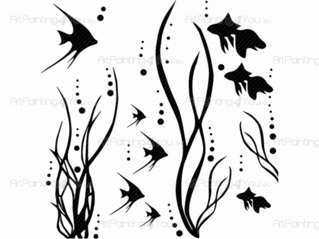 Fish Silhouette...