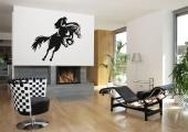 Equitation - Animals Wall Decals