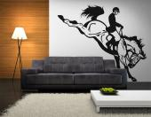 Equitation - Animals Wall Stickers