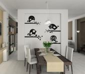 Branches & Birds - Animals Wall Decals