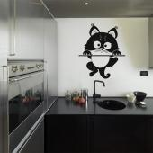 Kitten - Animals Wall Decals