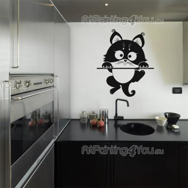 Kitten - Animals Wall Stickers