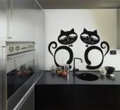 Cats (Kit) - Animals Wall Stickers