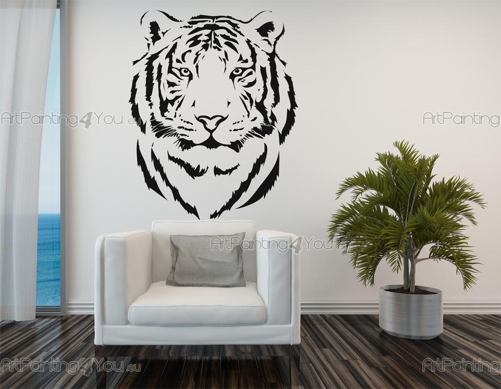 Wandtattoo Tiger Vdan1035de